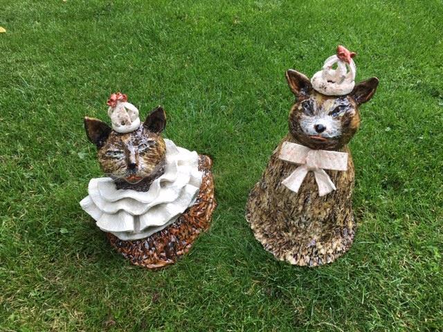 Kattenechtpaar