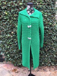 Groen vest - € 100,--